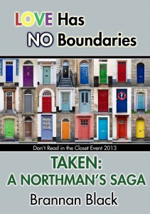 Taken A Northman's Saga - Brannan Black