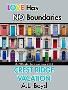 Crest Ridge Vacation - A.L. Boyd - J