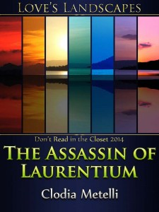ASSASSIN OF LAURENTIUM, THE - Metelli - Jutoh (P2)
