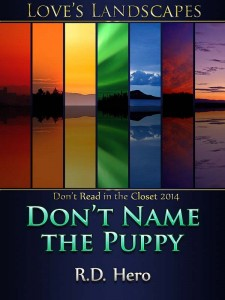 DON'T NAME THE PUPPY - Hero - Jutoh (P3)