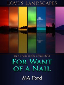 FOR WANT OF A NAIL - Ford - Jutoh - (P1)