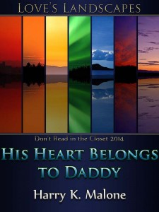 HIS HEART BELONGS TO DADDY - Malone - Jutoh (P3)