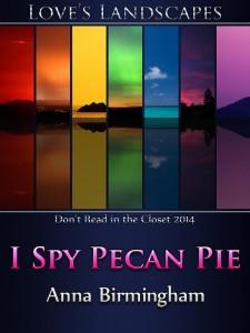 I SPY PECAN PIE - Birmingham - Jutoh (P1)