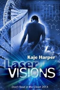 Laser Visions-Harper - Jutoh