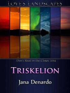 TRISKELION - Denard - Juton (P5)
