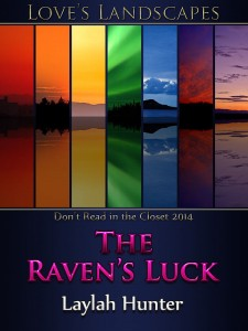The Raven's Luck-Hunter (P3) - Jutoh