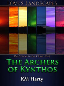 ARCHERS OF KYNTHOS, THE - Harty - Jutoh (P4)