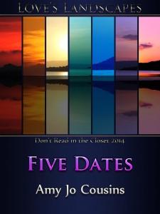 FIVE DATES - Amy Jo Cousins - (P2) - Jutoh copy