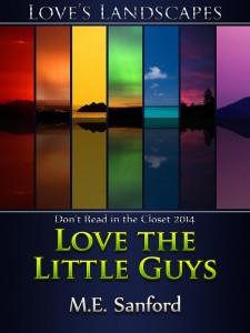 LOVE THE LITTLE GUYS - Sanford P1 - Jutoh