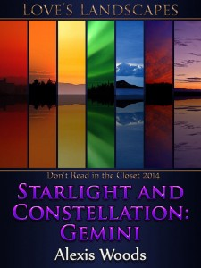 Starlight and Constellation Gemini-Woods (P3) - Jutoh