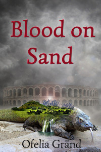 Blood on Sand - Jutoh