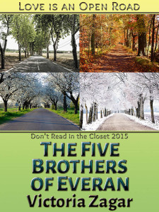 Five Brothers of Everan - Jutoh (P3)
