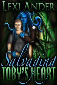 Salvaging Toby's Heart - Jutoh