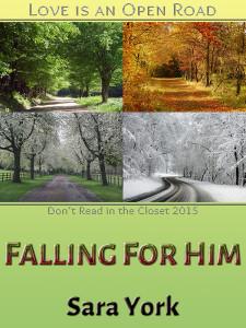 Falling For Him - JUTOH (P4)