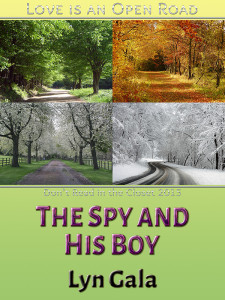 The Spy and His Boy - Jutoh (P4)