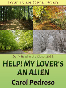 Help! My Lover's an Alien - Jutoh (P1)