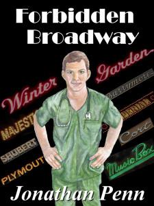 Forbidden Broadway - Jonathan Penn - Jutoh