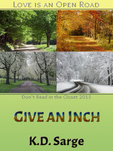 Give an Inch - Jutoh (P4)