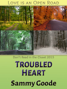 Troubled Heart - Jutoh (P5)