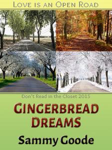 Gingerbread Dreams - Jutoh (P3)
